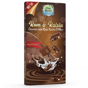 Rum & Raisin Chocolate